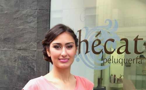 Trabajos de peluquería, maquillaje y belleza Hécate en Ciudad Real